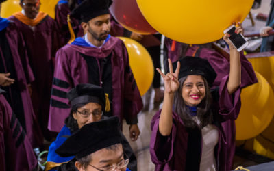 Fall 2018 Convocation